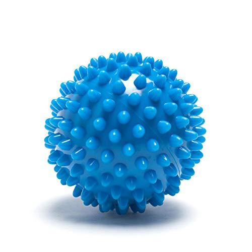 Entrenamiento de accesorios de 75 mm de masaje jaca bola multifuncional yoga interior del erizo pelotas de gimnasio Body Fitness Training relajar los músculos