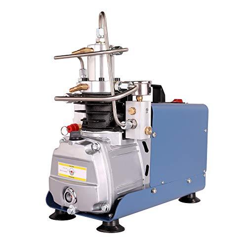 Sfeomi 1800W Kompressor Hochdruck Hochdruckluftpumpe 30Mpa 4500PSI Kompressorpumpe Selbstabschaltung Elektrische PCP Luftkompressor Pumpe
