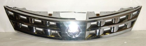 Sherman Replacement Part Compatible with Nissan Datsun Murano Grille Assembly (Partslink Number NI1200200)
