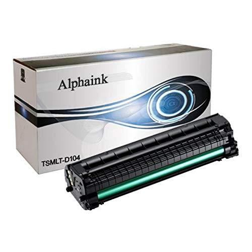 Toner Alphaink Compatibile con Samsung MLT-D1042S versione da 1500 copie per stampanti Samsung ML-1660 1665 1666 1670 1672 1674 1675 1678 1860 1865 SCX-3000 3200 3205 … (1 Toner)