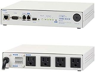 明京電機 RSC-MT4HS 遠隔電源/接点制御装置PC・サーバー・KIOSK端末対応年間スケジューラー TIME BOOT mini