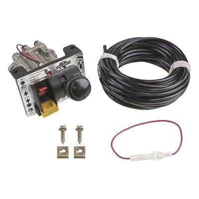 Control Valve - Dual Valve (pto & Dump Pump) Air Kit Without Kickout by National Drivetrain