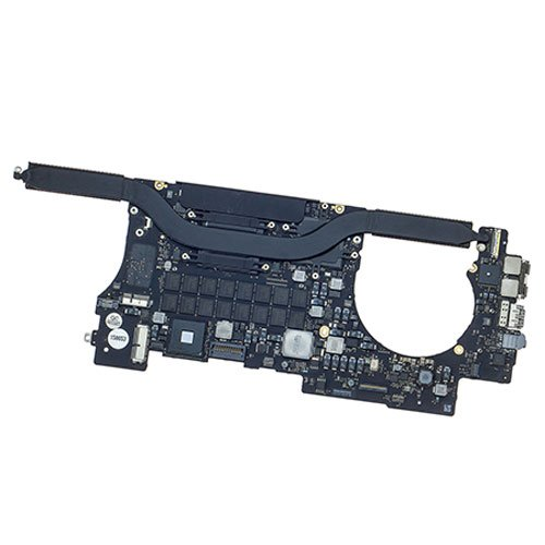 Odyson - Logic Board 2.3GHz i7 (i7-4850HQ) Integrated Graphics, 16GB Replacement for MacBook Pro 15' Retina A1398 (Late 2013, Mid 2014)
