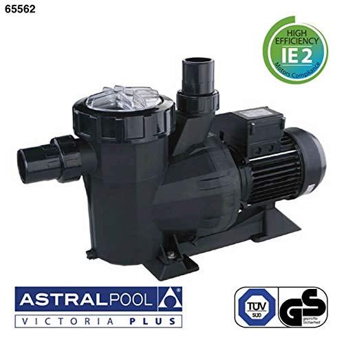 65562 pompe auto-amorçante VICTORIA Plus Silent 1 cv ii réalisée en matériau thermo plastique de dernière generation.