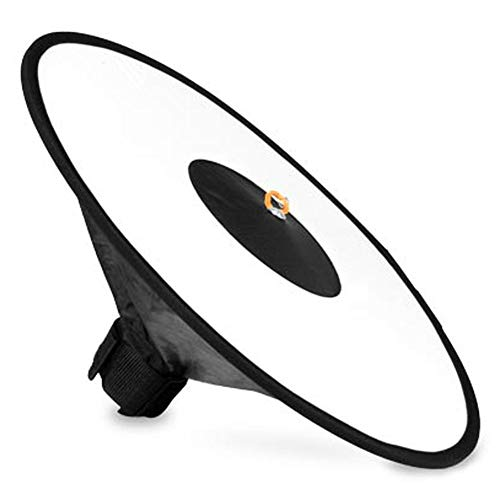 Roundflash Diffusore Light flessibile a striscia rotonda per flashlight