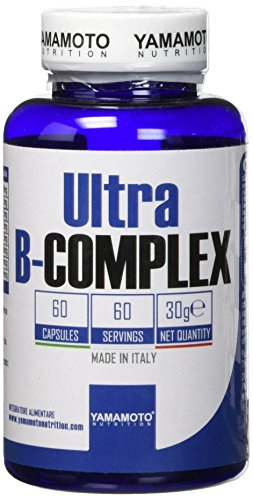Ultra B-COMPLEX by YAMAMOTO NUTRITION 60 cps 60 dosi