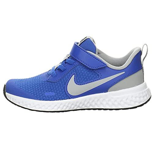 Nike Revolution 5, Zapatillas de Atletismo Unisex Adulto, Negro, Large EU