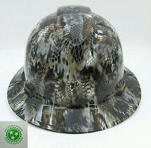 full brim hard hat camouflage - 7