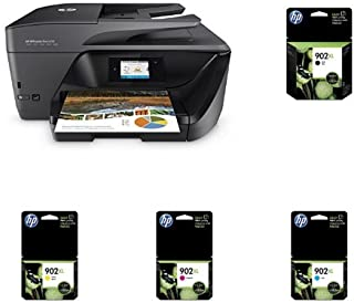 HP OfficeJet Pro 6978 Wireless All-in-One Photo Printer withXL Ink Bundle