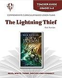 The Lightning Thief- Teacher Guide by Novel Units, Inc