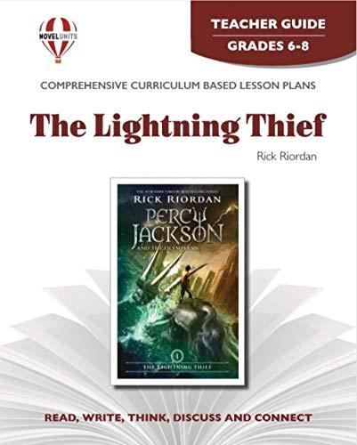 The Lightning Thief- Teacher Guide …