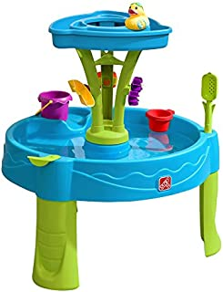Step2 Summer Showers Splash Tower Water Table