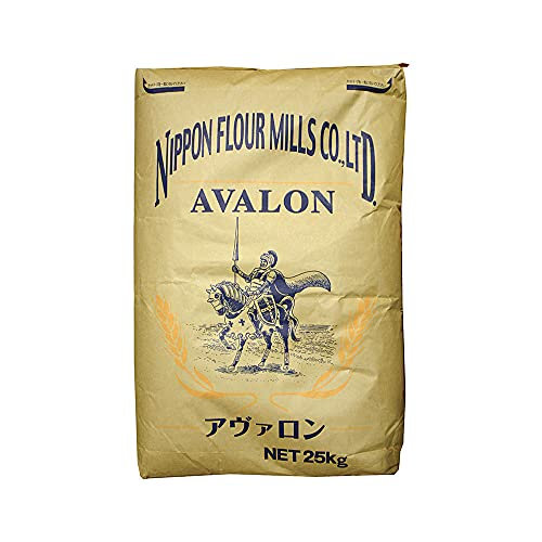【mamapan】強力粉 アヴァロン(1CW) パン用小麦粉 日本製粉 業務用 25kg【沖縄は別途追加送料必要】