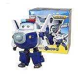 Baby Supplies HIL Super Wings Paul Plano Deformado Transformar-A-Bots Robot De Juguete Traje De Ajuste De Deformacin Vehculo Transformador Avin Juguete Robot Regalo De Cumpleaos
