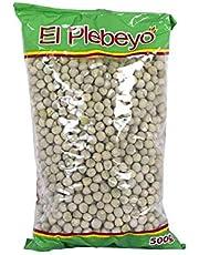 El Plebeyo - Arveja Entera - Origen Colombia - Producto Latino - 500 Gramos