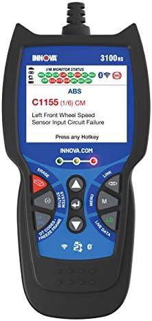 INNOVA 3100RS Car Code Scanner Code Reader Car Diagnostic Tool OBD2 Scanner Smog Test Scan Tool product image