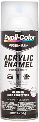 Dupli-Color - EPAE11400 Crystal Clear Premium Acrylic Enamel Spray Paint