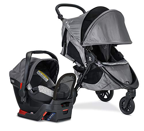 Britax B-Free Sport Travel System with B-Safe Endeavors Infant...