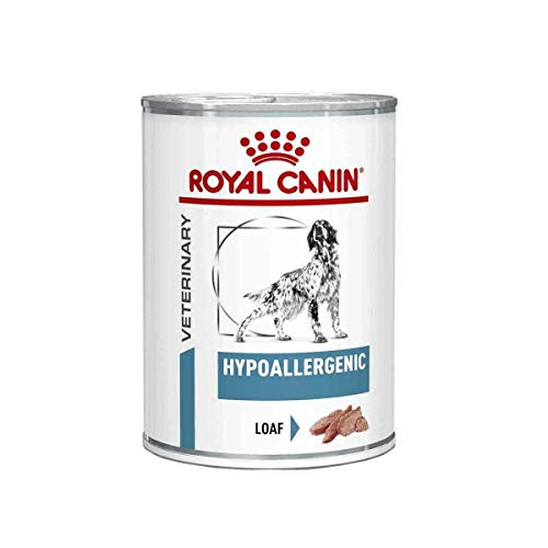 ROYAL CANIN Vetdiet Can Hypoallergenic Wet 12X400G RC 11004 5000 g