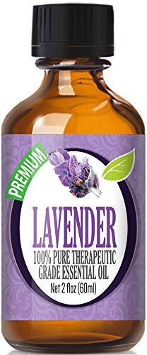 Lavender Essential Oil  100% Pure Therapeutic Grade Lavender Oil  60ml