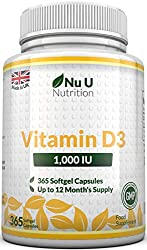 Best Vitamin D Supplements in the UK 2019 (June) Review