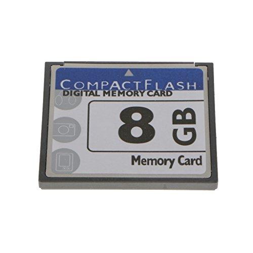 8GB CF Memoria Scheda Carta Per Fotocamere Digitale Cellulari Gps MP3 PDA