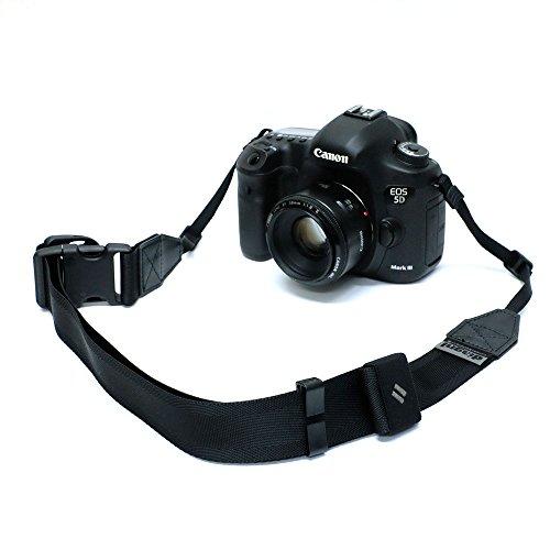 diagnl(ダイアグナル)伸縮自在の速写ストラップニンジャカメラストラップショートタイプ38mm幅/NinjaCameraStrapShort-Fit38mm(Black)