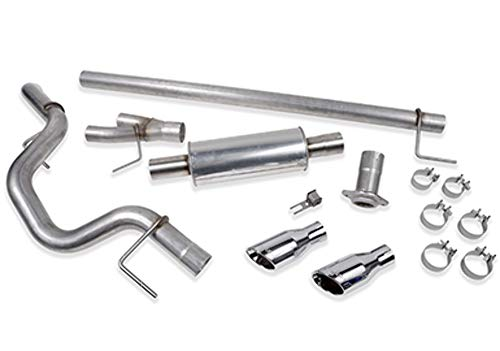 Roush Performance Products 421985 Cat-Back Exhaust Kit, 1 Pack