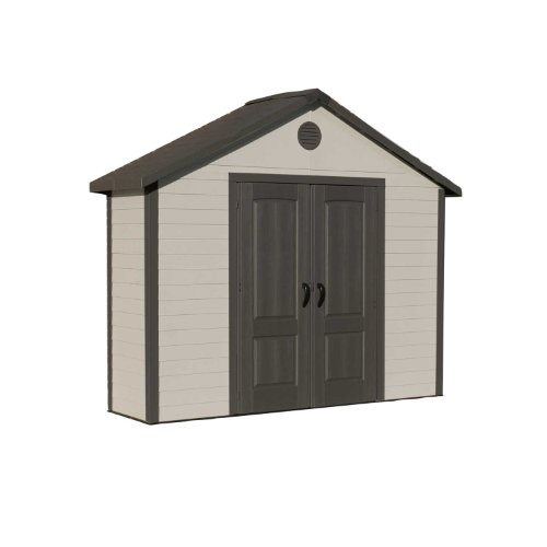 Hot Sale Lifetime 6414 11- by 3.5-foot Garden and Tool Storage Shed