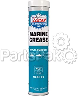 Lucas 10320-30; Marine Grease 14Oz (Sold Individually)