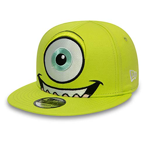 New Era Monster Inc Head Mike Wazowski AG Kids 9fifty 950 Child Snapback Cap Children