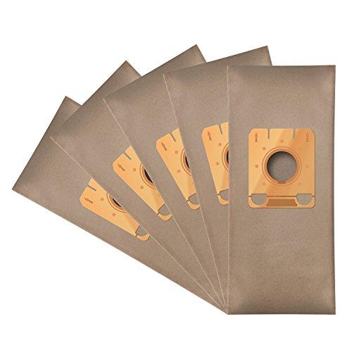 ✧WESSPER® Staubsaugerbeutel für Miele S200 (5 Stück, Papiersäcke)