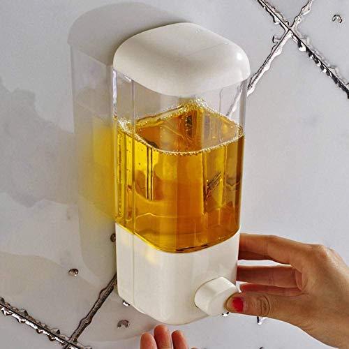 XYSQWZ Liquid Shower Gel Lotion Soap Dispenser 500Ml Bathroom Wall Mountedsoap Dispenser Showersanitizer Shampoo Bottle Bottle iner