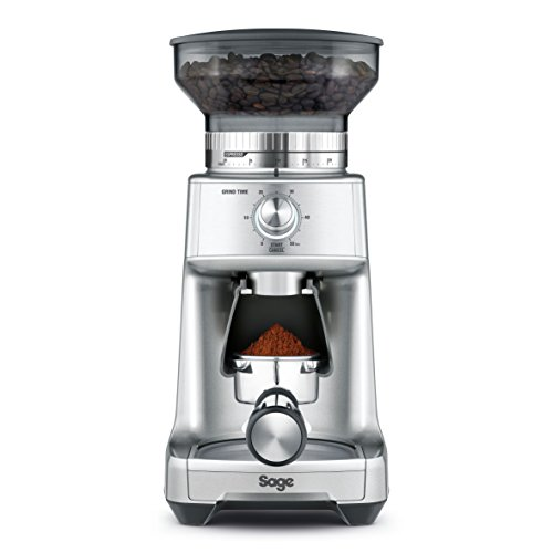 Sage Appliances SCG600 the Dose Control, Kaffeemühle, Silber