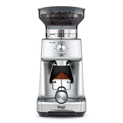 SAGE SCG600 the Dose Control Kaffeemühle für Press- oder Filterkaffee, Silber