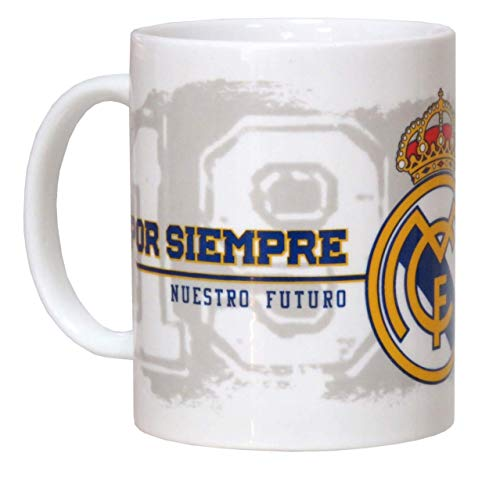 CYP Imports MG-36-RM Taza cerámica, diseño Real Madrid, Multicolor, 0