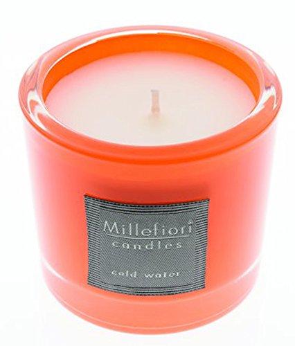 Millefiori - Vela perfumada Cold Water Natural