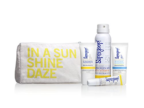 Supergoop! Travel Sunscreen Set