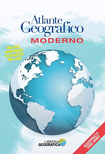 Atlante geografico moderno. Con Contenuto digitale per accesso on line