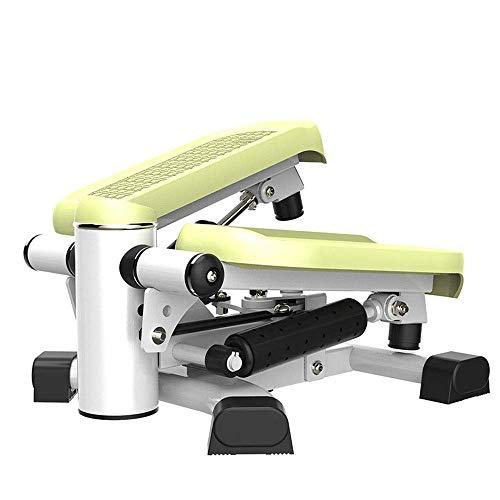 8bayfa gratis installatie van multifunctionele sport fitnessapparatuur oefening stepper machine benen armen dijen fitnessuitrusting (kleur: groen, maat: 35x24x40cm)