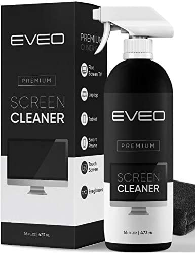 Screen Cleaner Spray TV Screen Cleaner Computer Screen Cleaner Laptop Phone Ipad Computer Cleaning product image