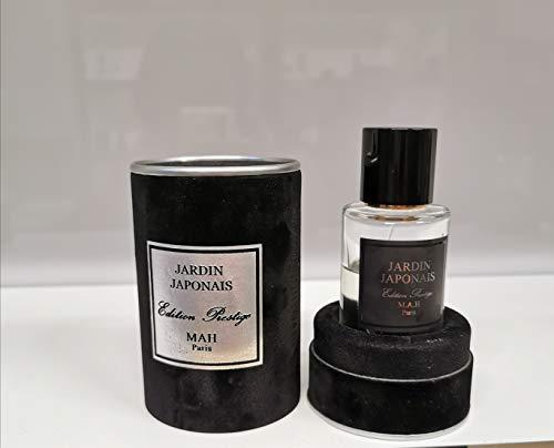 JARDIN JAPONAIS,MAH,EAU DE PARFUM, 50ML,FABRQUE EN FRANCE