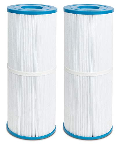 Future Way Hot Tub Filter Replacement for Jacuzzi J200 Series, Pleatco PRB50-IN, Unicel C-4950, Filbur FC-2390, 50 sq.ft Hot Spring Spa Filter Cartridges, 2-Pack