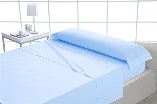 Mila Rosa ForenTex - Juego de sábanas, (S-Azul), 100% algod