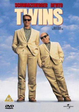 Twins [DVD] [1988] [1989] by Arnold Schwarzenegger