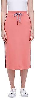 Tommy Hilfiger Womens Midi Skirt