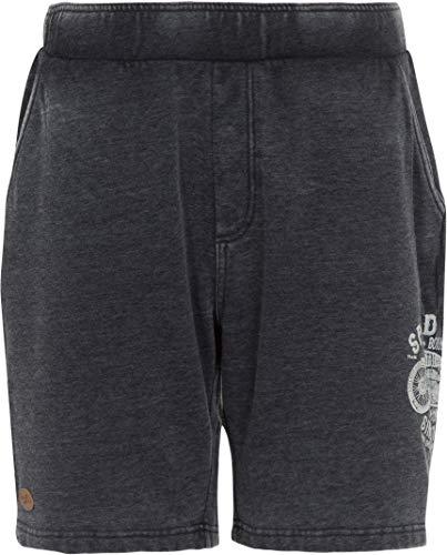 Goodyear Fashion Herren Dodgeville Shorts, Marl Ash, S
