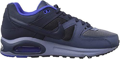 Nike Herren Air Max Command Gymnastikschuhe, Grau (Ashen Slate/Thunder Blue/Diffused Blue/Racer Blue 407), 40 EU