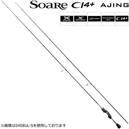 シマノ(SHIMANO) ソアレ CI4+ アジング S408UL-S