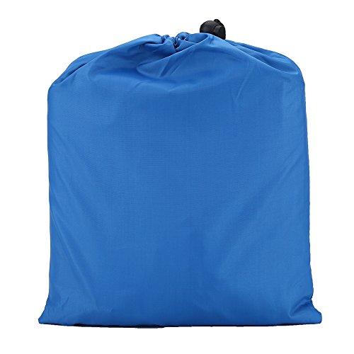 Keen so Tent dekzeil, draagbaar, lichtgewicht campingtent, waterdicht, voor in de buitenlucht